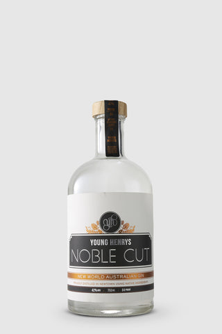 Young Henry's Young Henry's Noble Cut Gin Spirit