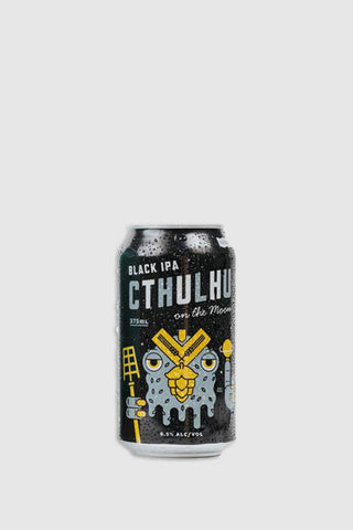 Kaiju Brewing Kaiju Cthulhu Black IPA 375ml Can Beer