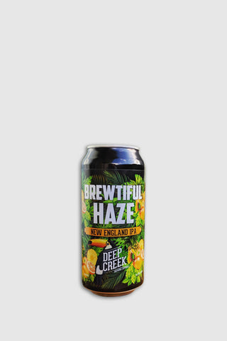 Deep Creek Brewing Deep Creek Brewtiful Haze NEIPA 440ml Beer