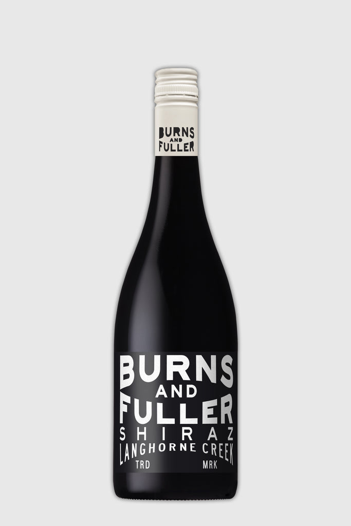 Burns & Fuller Langhorne Creek Shiraz