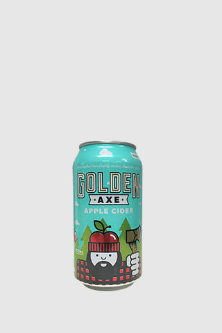 Kaiju Brewing Kaiju Golden AXE Cider 375ml Can Beer