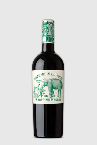 Elephant In The Room Elephant in the Room Whopping  Merlot Wine
