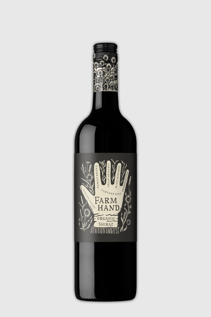 Farm Hand Shiraz 2017 (O) (B) (V)