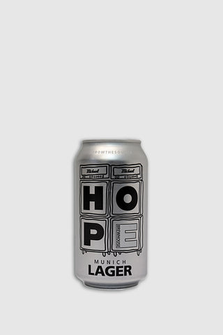 Hope Brewhouse Hope Munich Lager Beer