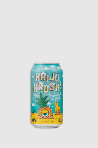 Kaiju Brewing Kaiju Krush 375ml Can Beer
