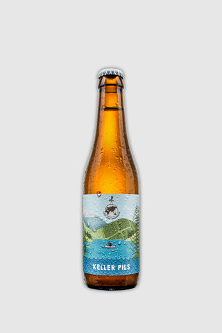 New Belgium New Belgium Lost and Grounded Keller Pilsener BTL Beer
