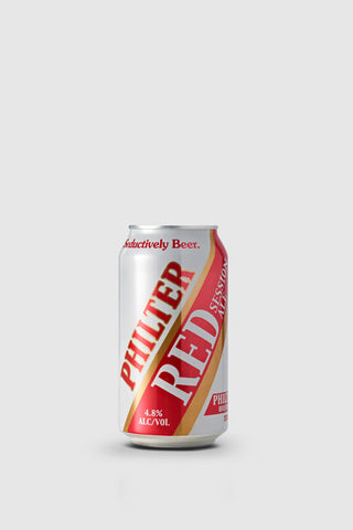 Philter Brewing Philter Brewing Red Ale Beer