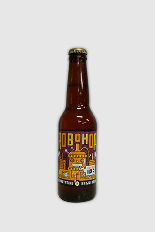 Kaiju Brewing Kaiju Robohop GIPA 330ml Beer
