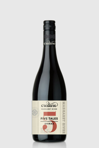 Credaro Five Tales Credaro Five Tales  Shiraz Wine