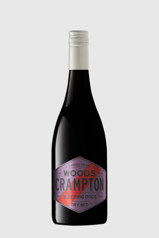 Woods Crampton Woods Crampton Coloured Label Sleeping Dogs Dry Red Wine