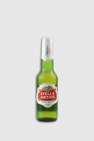 Stella Artois Stella Artois (Premium Lager Beer) Bottle 330ml Beer
