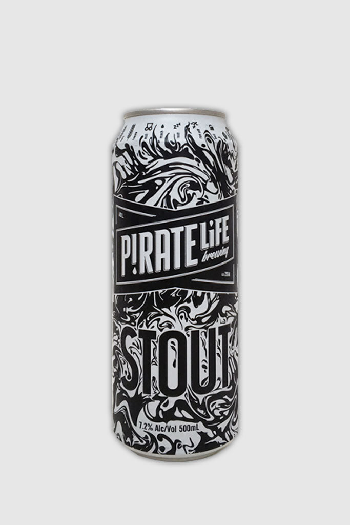 Pirate Life Stout Can 500ml