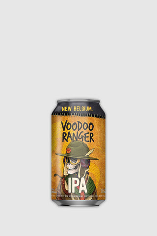 New Belgium New Belgium Voodoo Ranger IPA Can 355ml Beer