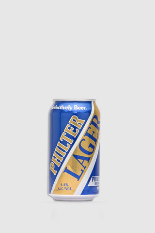 Philter Brewing Philter Brewing Lager Beer