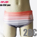 Culotte Masculino Pole Dance SWEET PEACH / Pole Dance Male Bottom