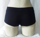 Culotte / Bottom / Short Pole Dance NEGRO básico