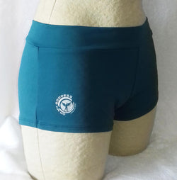 Culotte Pole Dance Bottom / Short VERDE básico