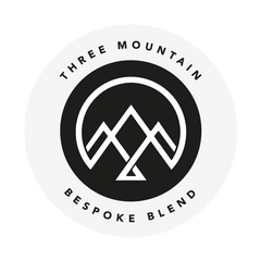 Three Mountain coffee
