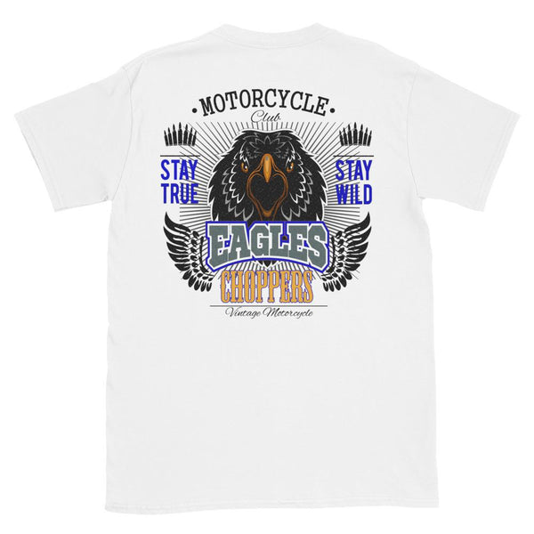 Motorcycle Short-Sleeve Unisex T-Shirt