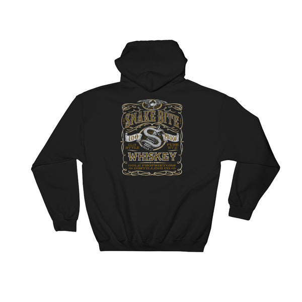 Snake Bite Hooded Sweatshirt