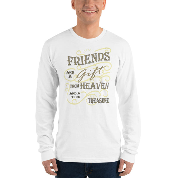 Friends Long sleeve t-shirt (unisex)