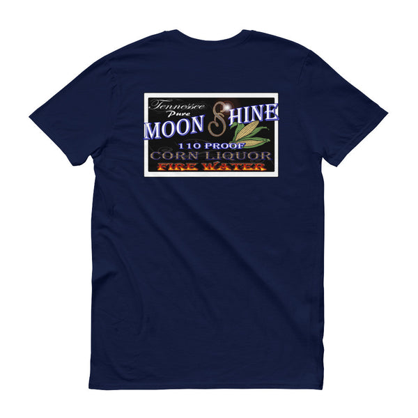 Moonshine T-Shirt - Say it with Grace clothing co