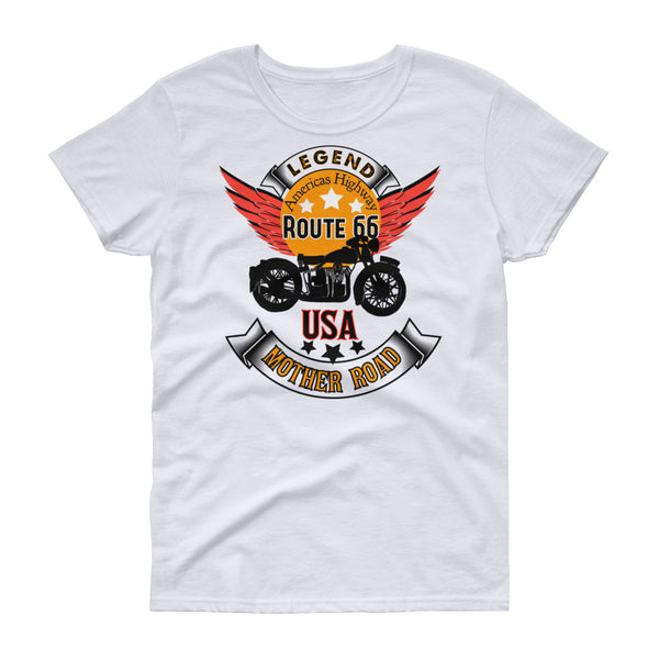 Route66 Women's short sleeve t-shirt