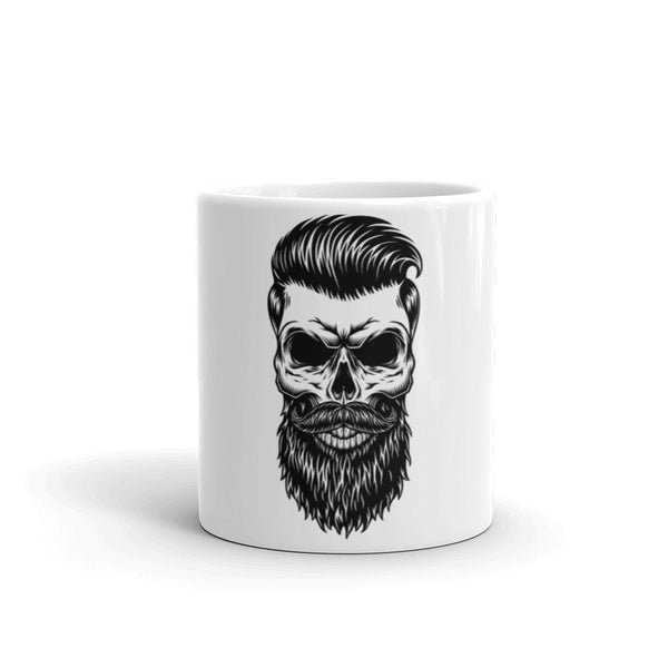 Skull Mug - Say it with Grace clothing co