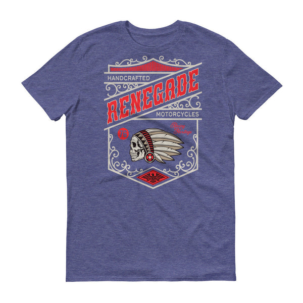 Renegade Short sleeve t-shirt - Say it with Grace clothing co