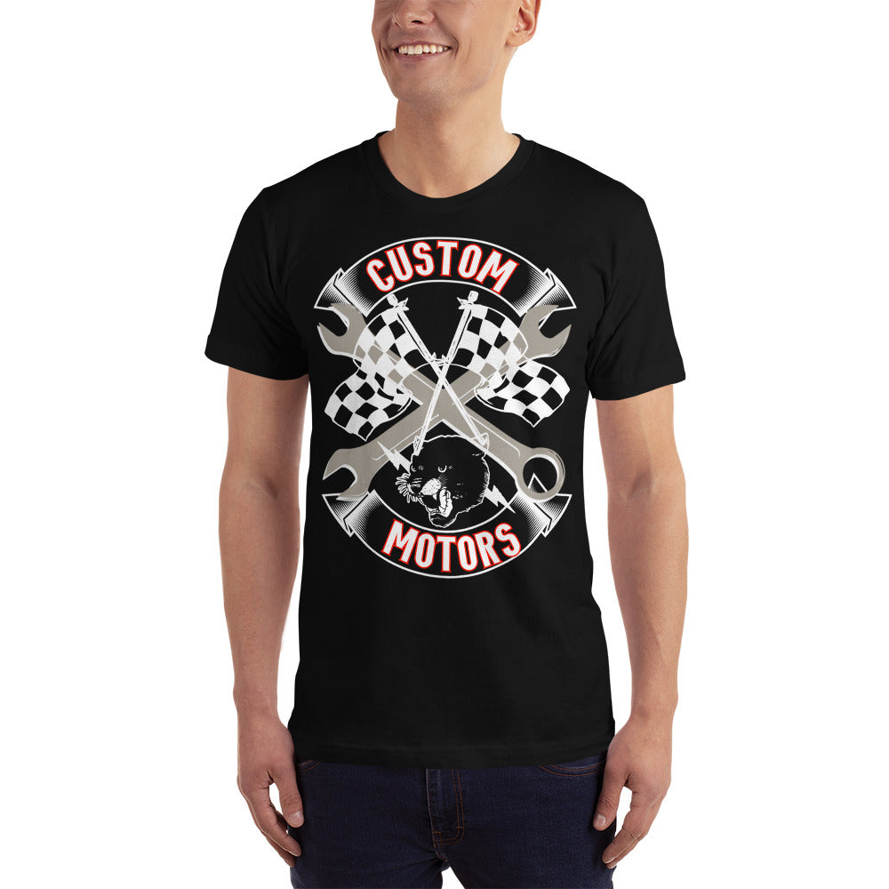 Custom motors Short-Sleeve T-Shirt