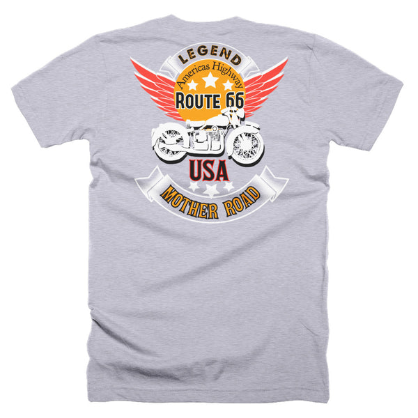 Route 66 Short-Sleeve T-Shirt