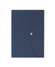 Atelier 225 - Notebook Bleu Minuit - Cuaderno Liso B5 (17 x 24 cm)