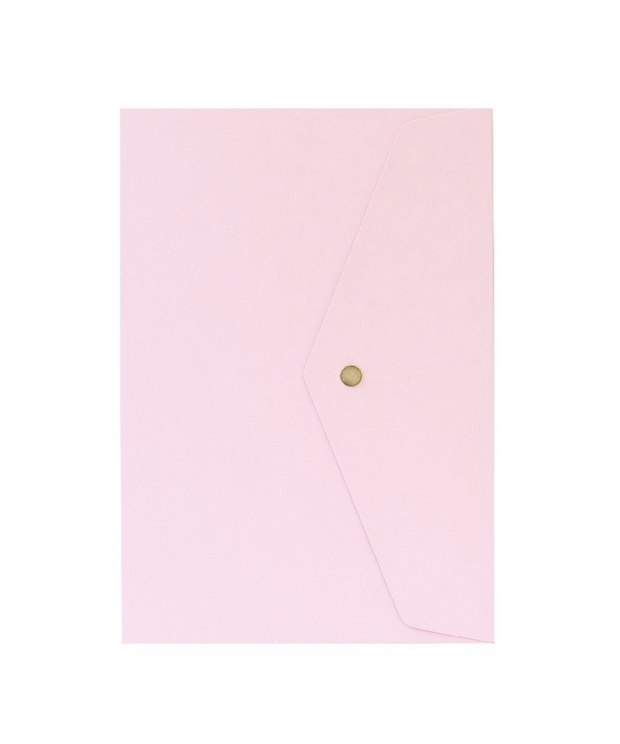 Atelier 225 - Notebook Rose Pétale - Cuaderno Liso B5 (17 x 24 cm)