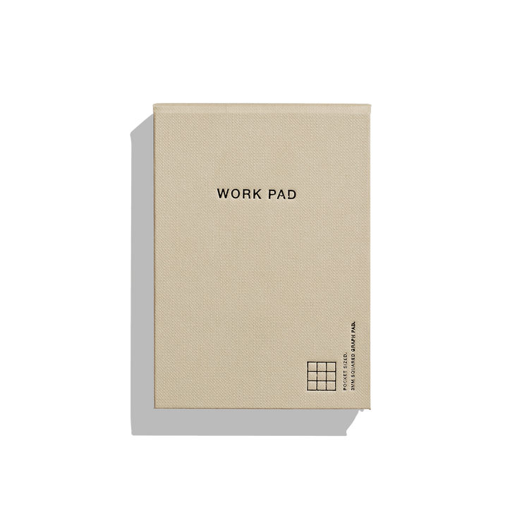 Before Breakfast – Work Pad Pistachio – Bloc de notas A6 (12 x 9 cm)