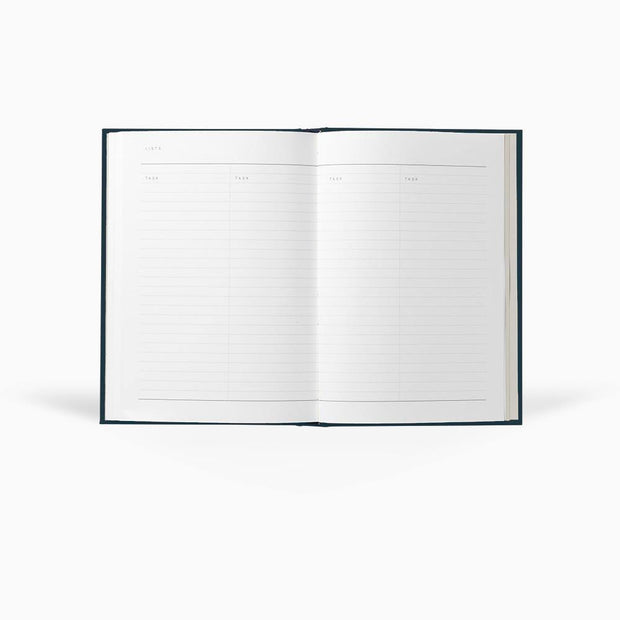 Notem Studio – Even Weekly Journal – Planificador Semanal A5 (13,3 x 18,7 cm)