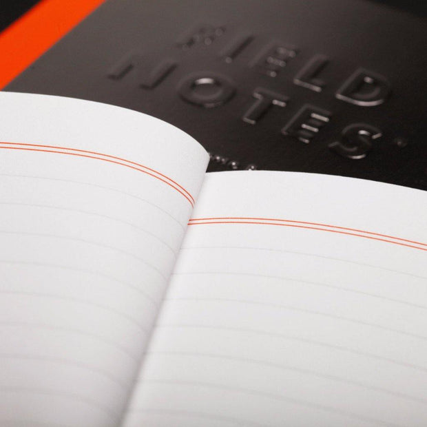 Libreta A6 Black Ice Field Notes