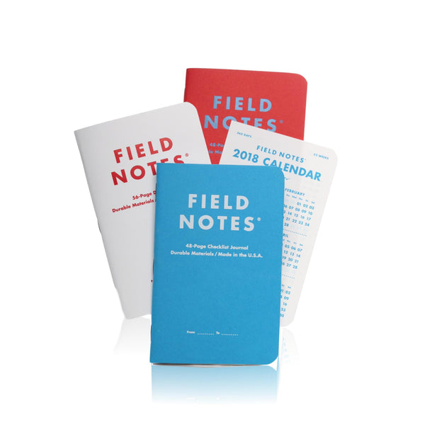 planificador field notes