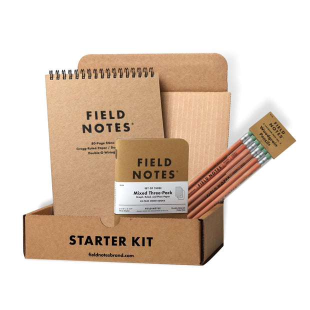 Field Notes - Starter Kit - El Kit de Field Notes