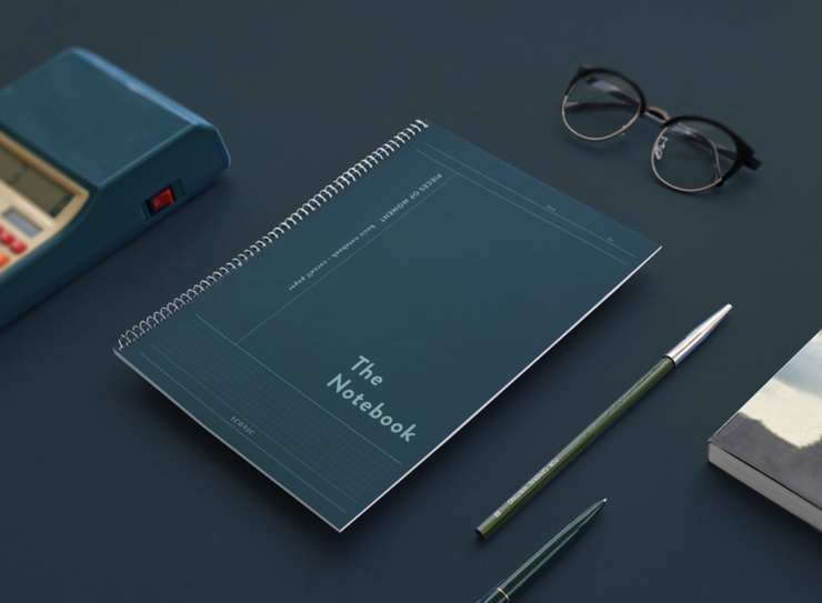 Iconic Basic Notebook
