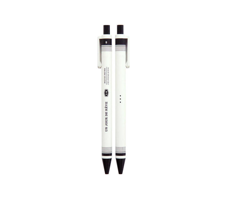 Iconic – Mild Gel Pen – Bolígrafos 0,38 mm de tinta de gel (14,10 cm)