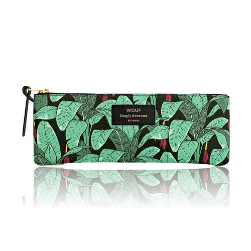 Wouf - Jungle - Estuche (21,5 x 8 cm)