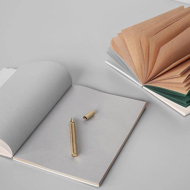 notebook monograph