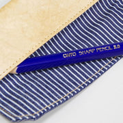 OHTO - Sharp Pencil - Portaminas 2,0 mm Azul (13,5cm)