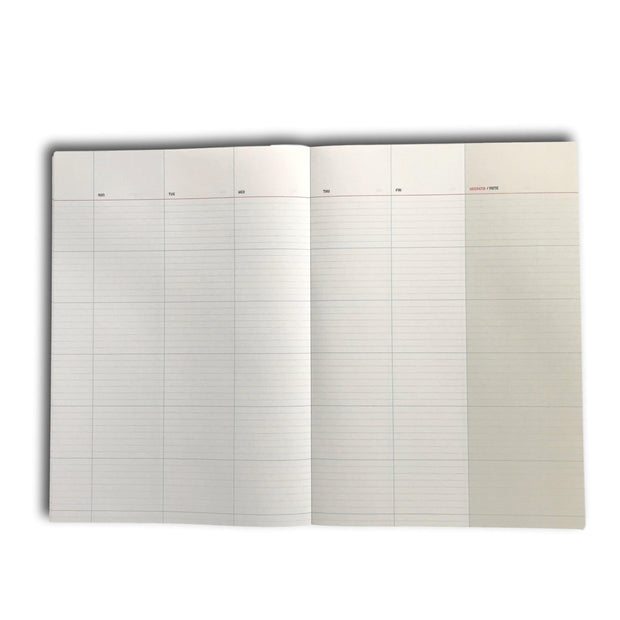 Notebook monthly Paperways