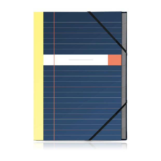 Papier Tigre – File Folder Stripped – Carpeta A4 (24 x 32,7 cm)