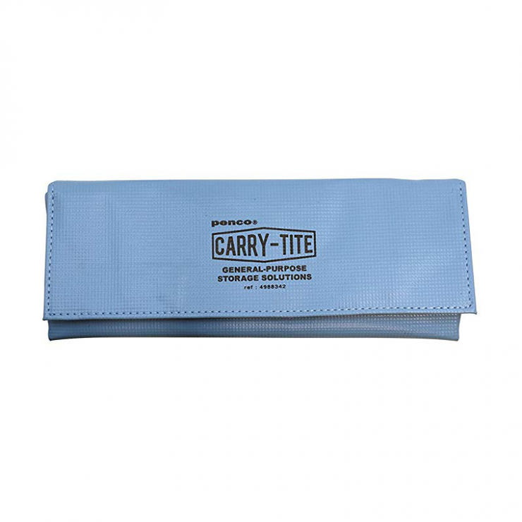 Penco – Carry Title General Purpose Case - Estuche Azul Cielo (20 x 8 cm)