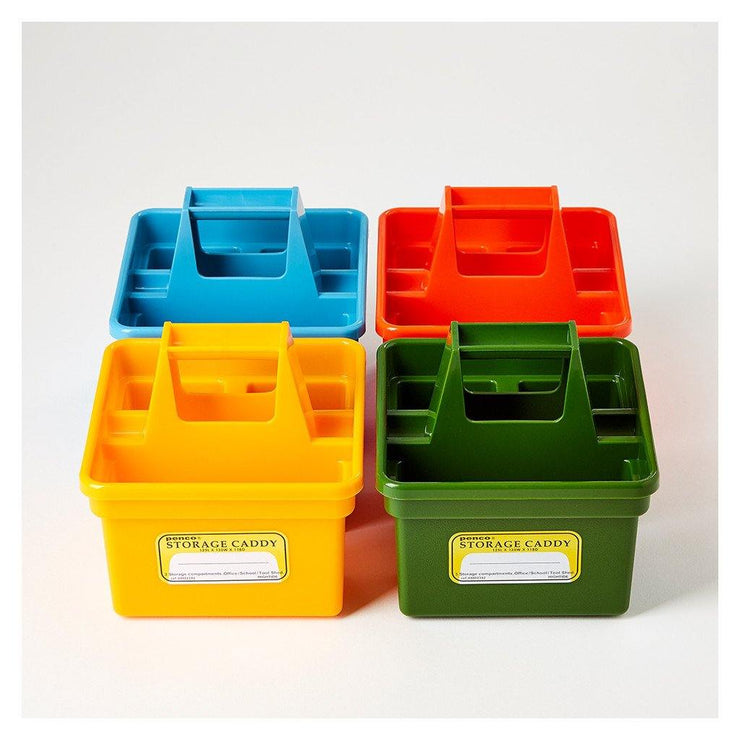 Penco – Storage Caddy Small - Organizador de escritorio pequeño (12,5 x 11,8 x 13 cm)