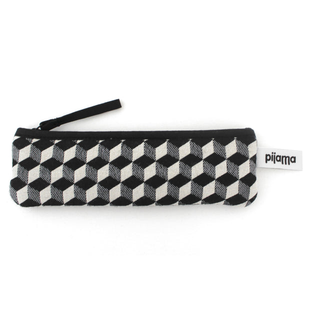 Pijama – B&W Optical Check – Estuche (19 x 6 cm)