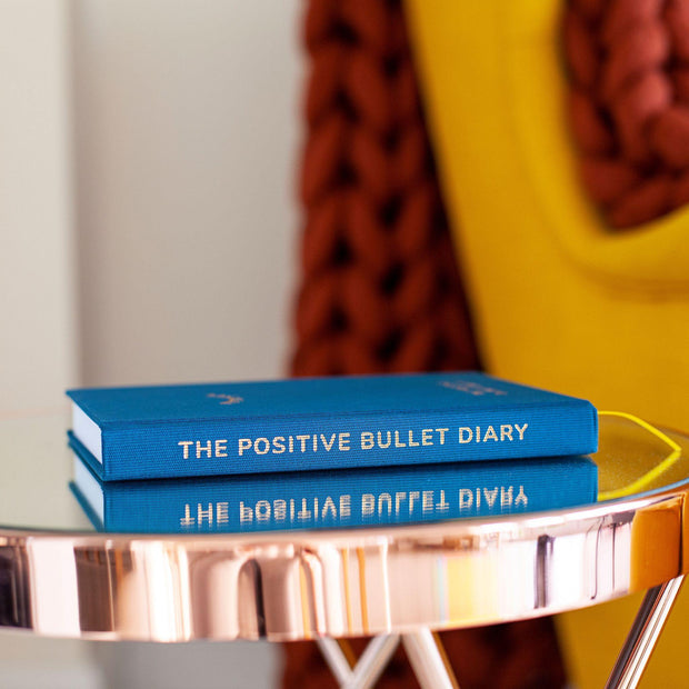 The positive bullet diary