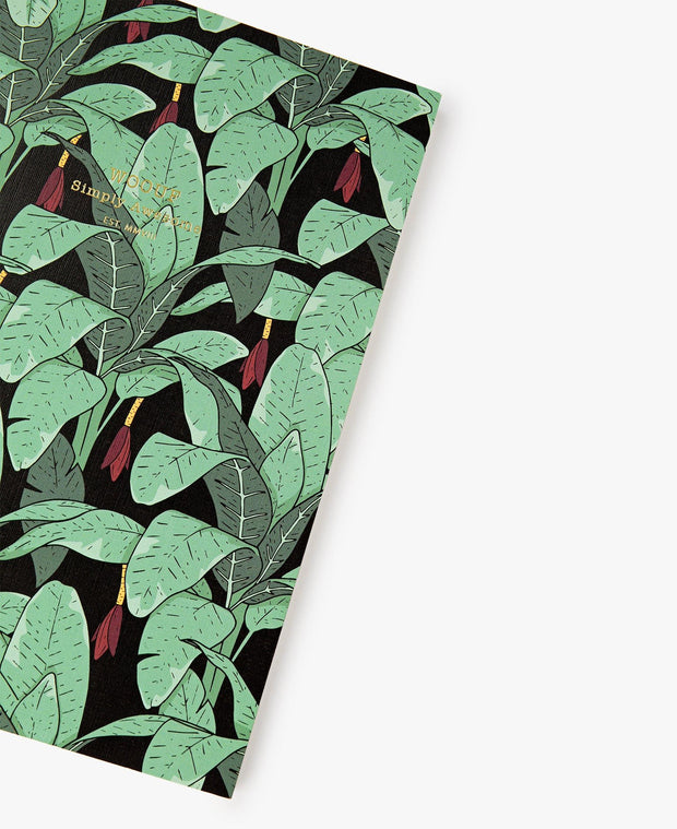 Wouf - Jungle - Cuaderno Rayado A5 (14,9 x 10,5 cm)